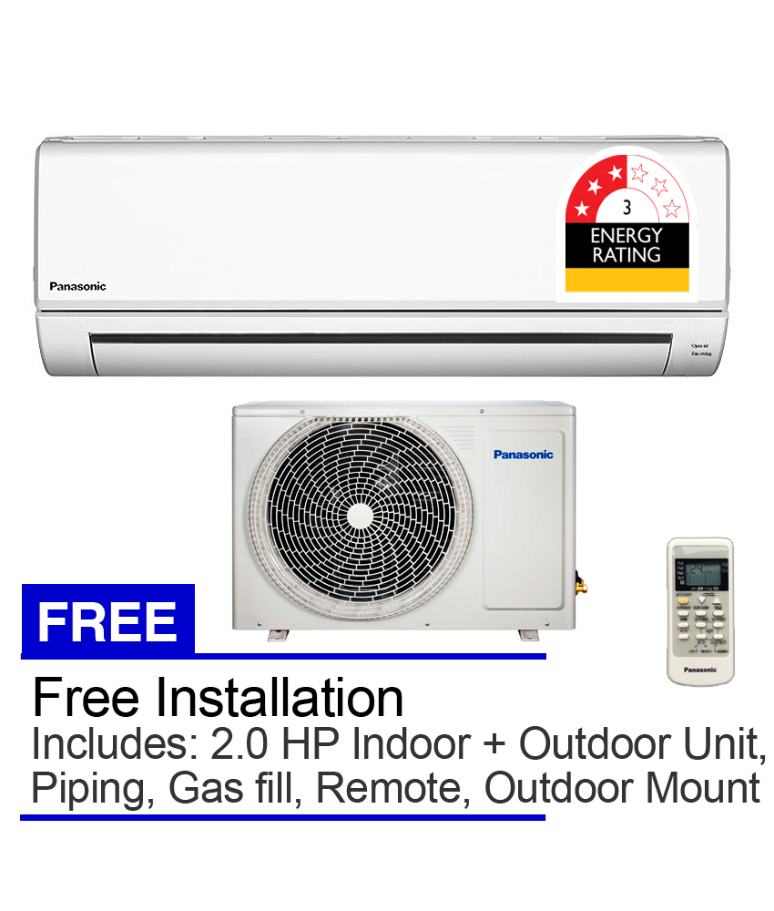 Panasonic 2 0hp Air Conditioner Cs Pv18skh Split Indoor