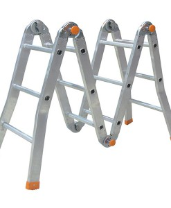 multipurpose ladder folded