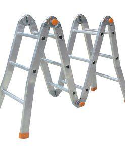 multipurpose ladder folded