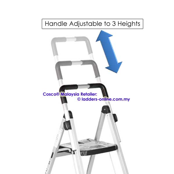 Cosco 3 Step Stool Ladders Online