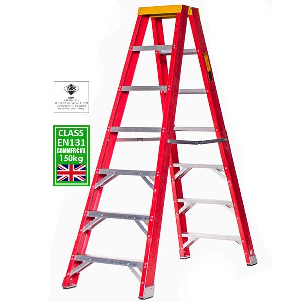 Fiberglass Step Ladder Ladders Online