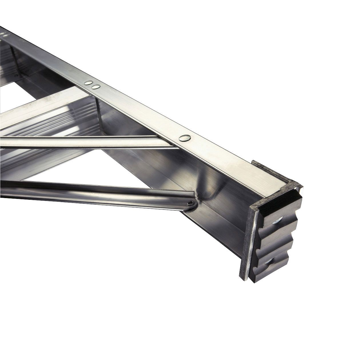 Werner T370 Twin Stepladder Aluminium Ladders Online