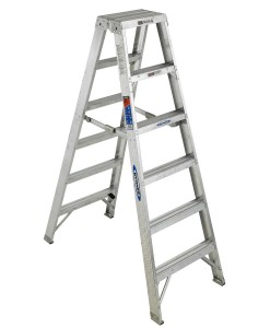 Heavy Duty Light Weight Step Ladder - Ladders-Online