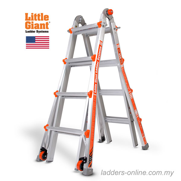 Little Giant Classic Multupurpose Ladder Ladders Online