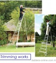 tripod-ladder-garden-trimming