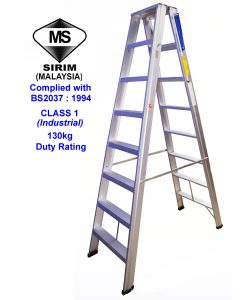 BS2037 Class 1 Ladder for Telekom and TM work in Malaysia